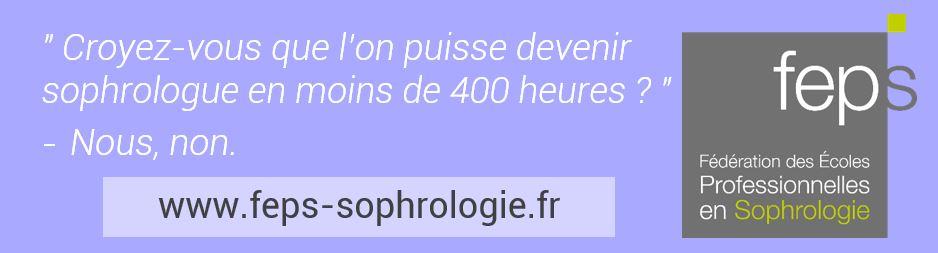 Croyez-vous que l'on puisse devenir sophrologue en moins de 400 heures ?
