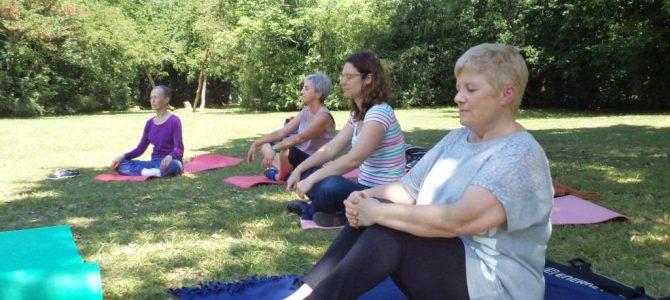 Cours de méditation – passez un été zen