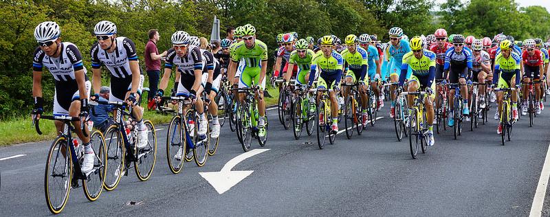 Sophrologie et cyclisme – Pendant la compétition